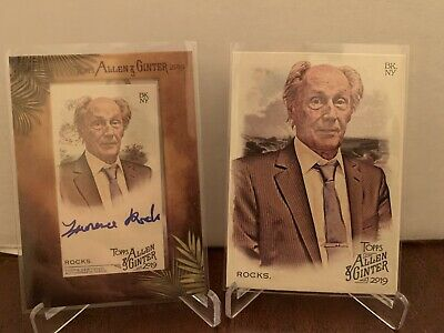 $3.27 • Buy Lawrence Rocks 2019 Topps Allen & Ginter Auto And Base
