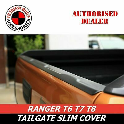 AU73.99 • Buy 1 Pcs Tailgate Rail Guard Cap Protector Cover For Ford Ranger 2012-2020
