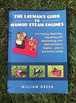 The Layman's Guide To Mamod Steam Engines (B&W) Book  • 10.95£