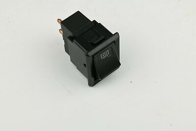 £55.99 • Buy Heated Rear Window Switch For Land Rover Defender 1983 To 2006