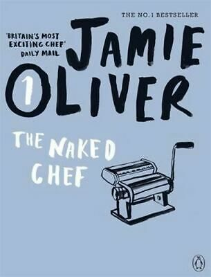 AU34.95 • Buy NEW The Naked Chef By Jamie Oliver Paperback Free Shipping