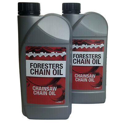£8.99 • Buy Chain Oil 2 Litres Chainsaw Super Tacky Guide Bar For All Makes Of Saws