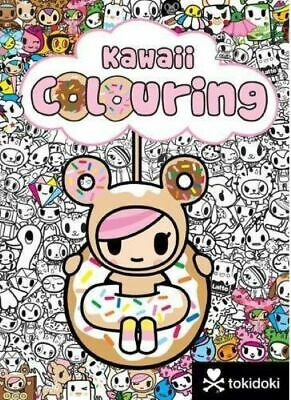 Kawaii Colouring By ,New,Paperback • 4.75£