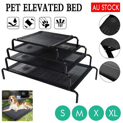 AU38.50 • Buy NEW Heavy Duty Pet Bed Elevated Trampoline Hammock Cat Dog Raised Deluxe