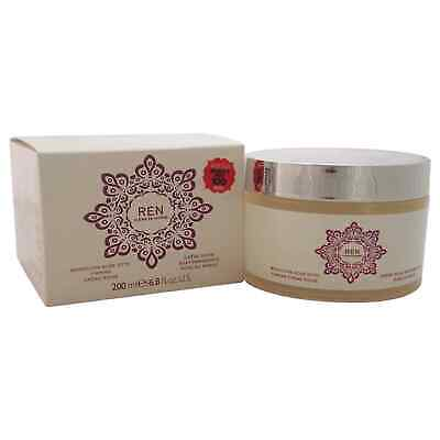 £27.31 • Buy Moroccan Rose Otto Firming Creme Riche By REN For Unisex - 6.7 Oz Cream
