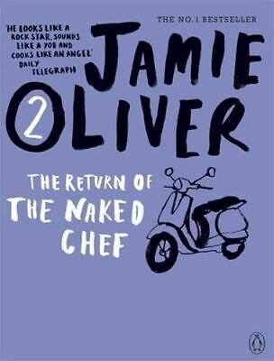 AU20.75 • Buy NEW The Return Of The Naked Chef By Jamie Oliver Paperback Free Shipping