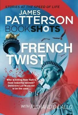 AU12.95 • Buy NEW French Twist By James Patterson Paperback Free Shipping