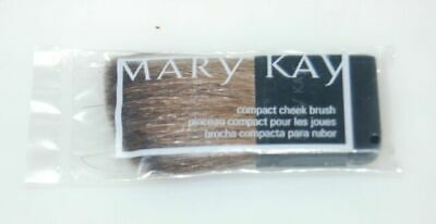 $7.47 • Buy Mary Kay Black Compact Cheek Brushes New Sealed Packages