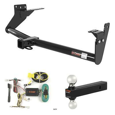 $379.76 • Buy CURT Trailer Hitch, Wiring & Multi-Ball Ball Mount For Infiniti FX35, FX37, FX50