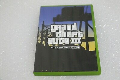 AU15 • Buy XBOX Grand Theft Auto 3 - PAL + Manual - MA15+