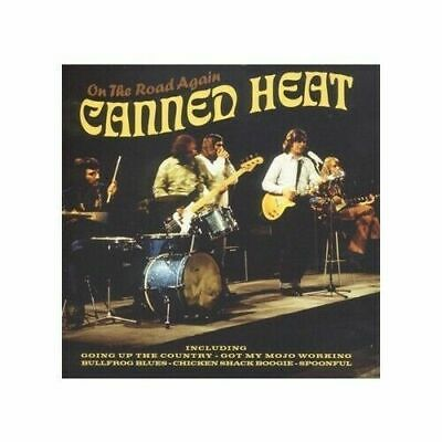 Canned Heat On The Road Again Cd • 4.99£