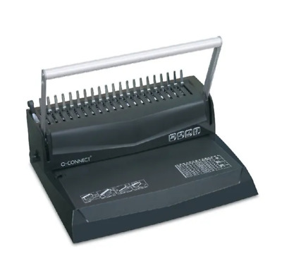 £46.95 • Buy Q-Connect Premium Comb Binder 12 KF16762 - FREE NEXT WORKING DAY DELIVERY