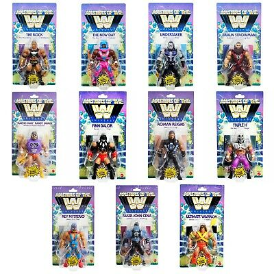$29.95 • Buy Masters Of The WWE Universe 5.5  Action Figure WAVE 3 Pick 11 Wrestlers 12/3/20