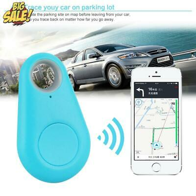 GPS Bluetooth Tracking Finder Device Tag Key Baby Pet Tracker Vehicle Locator • 4.59£
