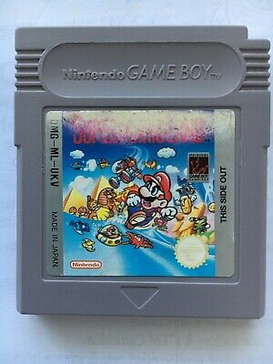 AU20 • Buy Nintendo Gameboy Game Pak Super Mario Land
