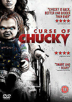 Childs Play 6 - Curse Of Chucky DVD NEW DVD (8295683) • 11.42£