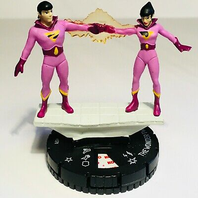 DC HeroClix Justice League Unlimited - The Wonder Twins #071 CHASE • 49.99£