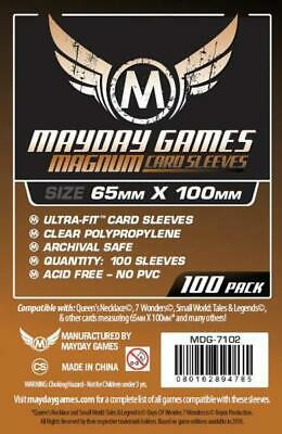 $3.09 • Buy Mayday Boardgame Sleeves Magnum Copper Card Sleeves (100) MINT