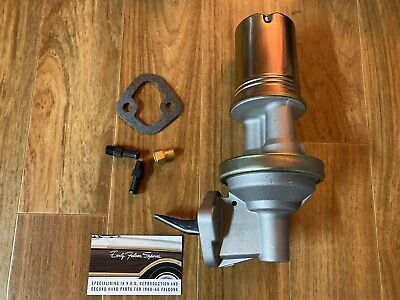 AU159 • Buy New Reproduction Ford Falcon Fuel Pump 4 XK XL XM XP 144 170 200 Canister Style