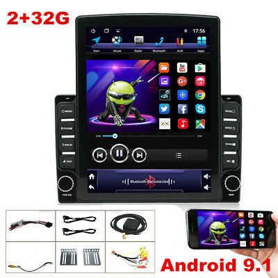 $192.50 • Buy HD Touch Screen Android 9.1 Car Stereo GPS Navigation Radio Player 4G WIFI 9.7