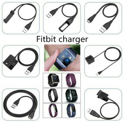 $ CDN11.76 • Buy Original USB Charging Cable Charger Lead For Fitbit Alta HR Blaze Ionic Versa