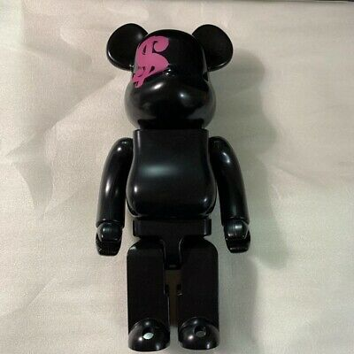 $425 • Buy Bearbrick Medicom Toy 400% ANDY WARHOL BY HYSTERIC GLAMOUR Be@Rbrick