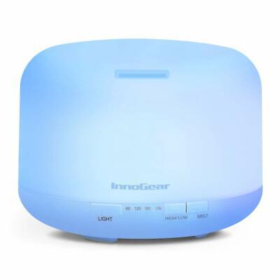 AU40.09 • Buy InnoGear Aromatherapy Diffuser, 500ml Diffusers For Essential Oils Aroma Oil Dif