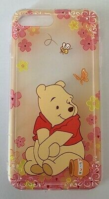 AU14.45 • Buy NEW IPhone 7/8 Plus Disney Winnie The Pooh Silicon Soft Phone Case