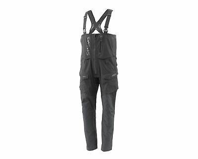 $359.97 • Buy Simms ProDry Bibs Black ~ New ~ Closeout Select Sizes Only