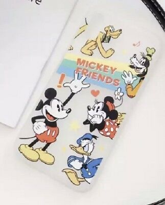 AU10.58 • Buy NEW IPhone 7/8 Disney Mickey Mouse & Friends Soft Phone Case