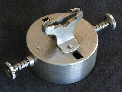 $ CDN81.45 • Buy Vintage Germany Spring Loaded Watch Movement Holder Vise Watchmakers Old Tool