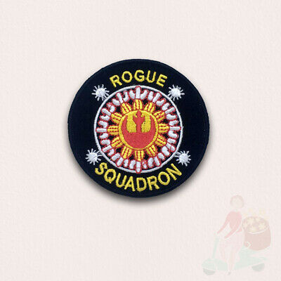 £1.98 • Buy Star Wars Rogue Squadron Iron On Sew On Embroidered Patch