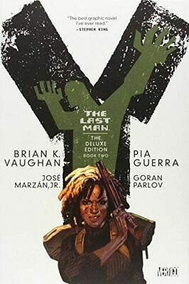 AU41.25 • Buy NEW Y : The Last Man : Book Two By Brian K. Vaughan Paperback Free Shipping