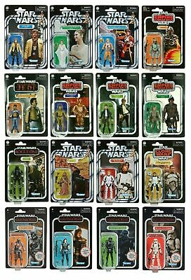 $ CDN36.24 • Buy Star Wars 3.75  Vintage Collection - Choose From 40 Action Figures - 5/16/2021