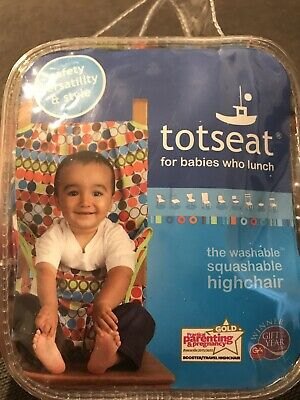 Totseat Travel Portable High Chair Unisex • 4.70£