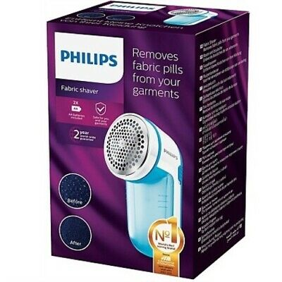 AU22.99 • Buy  Philips Portable Fabrics Shaver Clothes Sweater Lint Pill Fluff Remover Trimmer