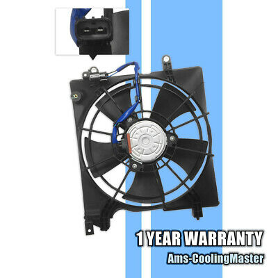 $40.99 • Buy A/C Condenser Cooling Fan Assembly Right For Honda Civic Acura ILX HO3115158