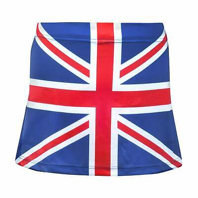 Union Jack Skort - Skirt & Shorts Mixed Together - SKORT • 17.99£