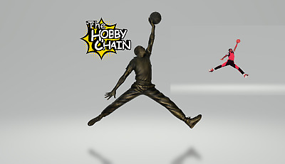 $359.99 • Buy Enterbay Michael Jordan 1:6 Scale Sculpture Collection Bronze Edition Statue