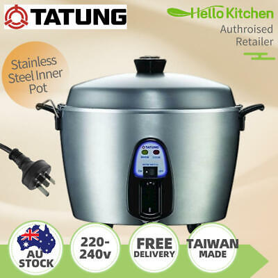 AU309 • Buy Tatung TAC Multi-Functional Stainless Steel Rice Cooker