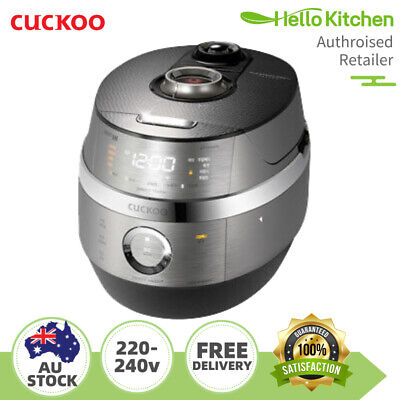 AU950 • Buy Cuckoo IH TWIN Induction Pressure Rice Cooker 10 Cups CRP-JHT1010F Korean Made