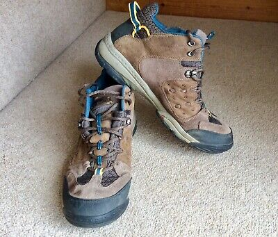 Clarks Goretex Active Air Ladies Walking Shoes/trainers. Brown. Size 6 • 15£