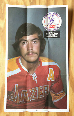 $2.99 • Buy Claude St. Sauveur 1973/ '74 O-Pee-Chee WHA Posters #18 - Vancouver Blazers