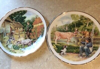 £15 • Buy 2 Life On The Farm Plates. In Excellent Condition!