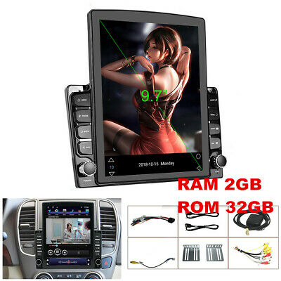$192.42 • Buy 9.7'' Android 9.1 Car Stereo Radio Player GPS Navigation Head Unit Mirror Link