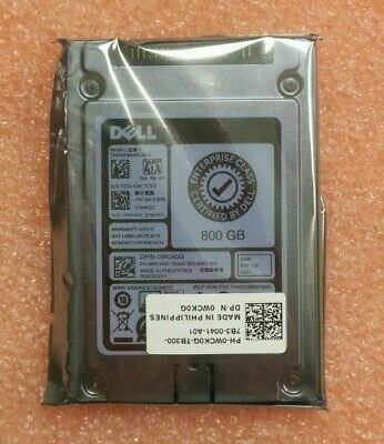 NEW Dell Toshiba 800GB SATA 1.8   Solid State Drive SSD WCK0G THNSF8800CAME • 300£