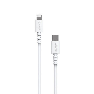AU33 • Buy Anker PowerLine II USB-C To Lightning Cable Apple Certified IPhone IPad White