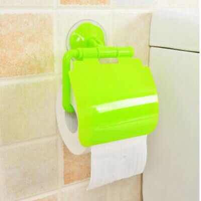 AU5.85 • Buy Portable Wall Mounted Tissue Dispenser Toilet Paper Towel Holder Roll Cover HC