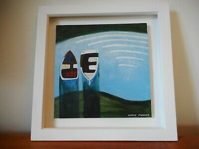 Original St Ives / Newlyn Influenced Painting - Cornish Artist • 60£