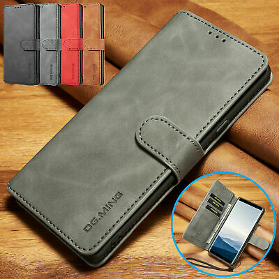 $ CDN9.32 • Buy For Samsung Galaxy Note 10 Lite/10+/9/8 Magnetic Leather Wallet Case Flip Cover